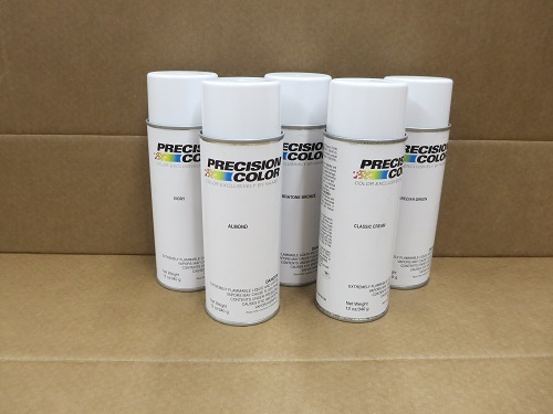 Commercial Grade Touch Up Spray Paint