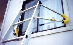 Ladder Stand Off & Stabilizers - Open Rung Stand-Offs
