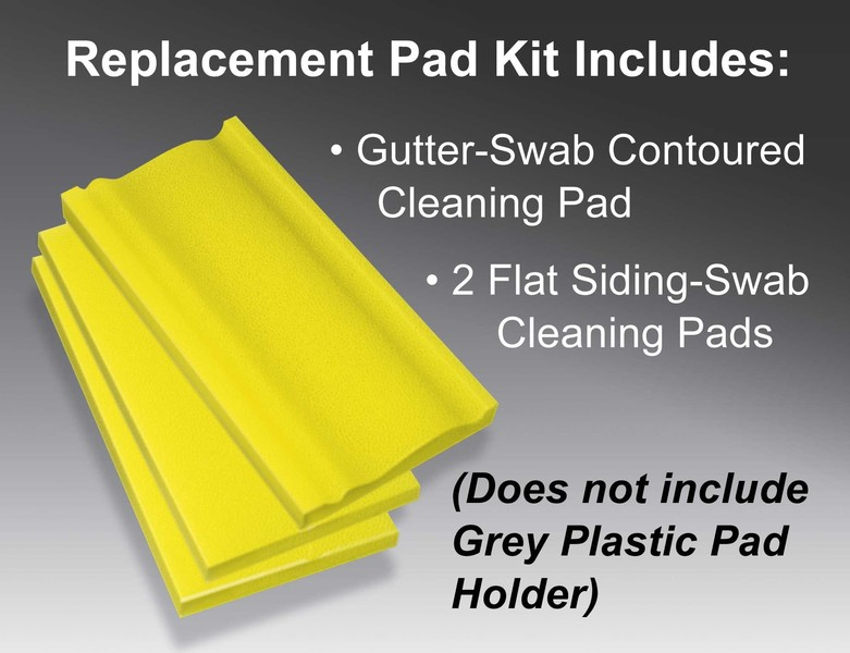 Gutter Cleaner Products- Marxoff Pad